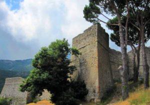 Battaglia di Procchio - La Rocca Appiani a Marciana